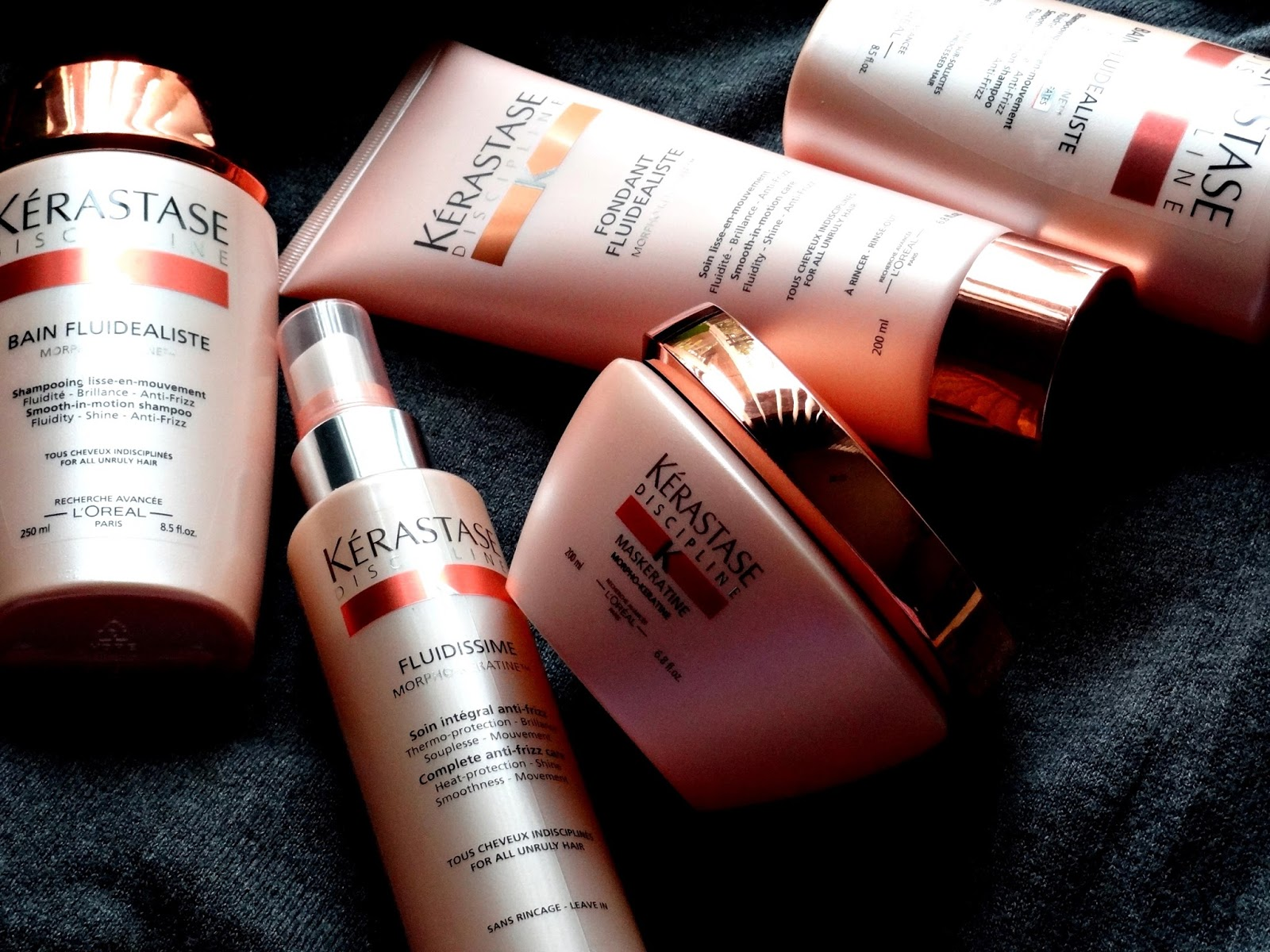 Kerastase Discipline Haircare Collection