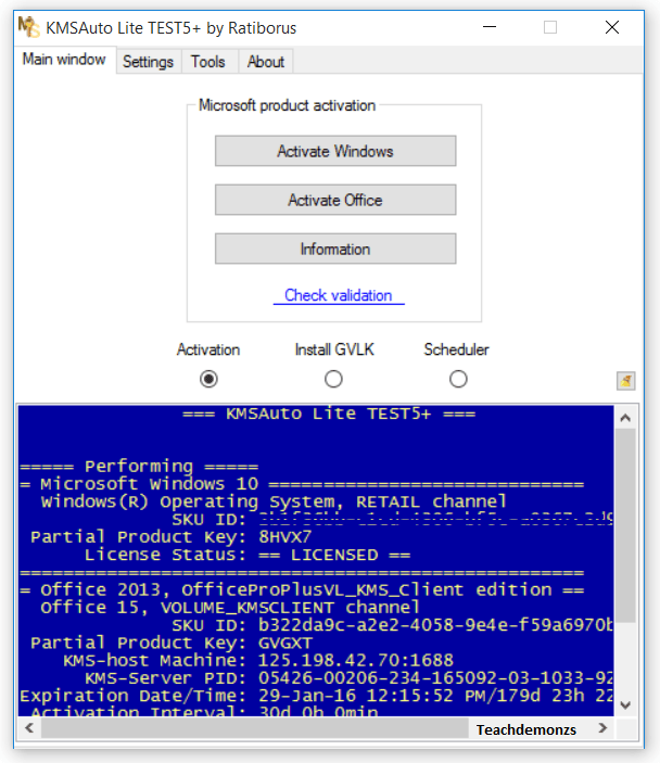 window 10 activator free download full version