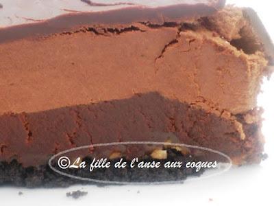 L'ULTIME TARTE AU CHOCOLAT