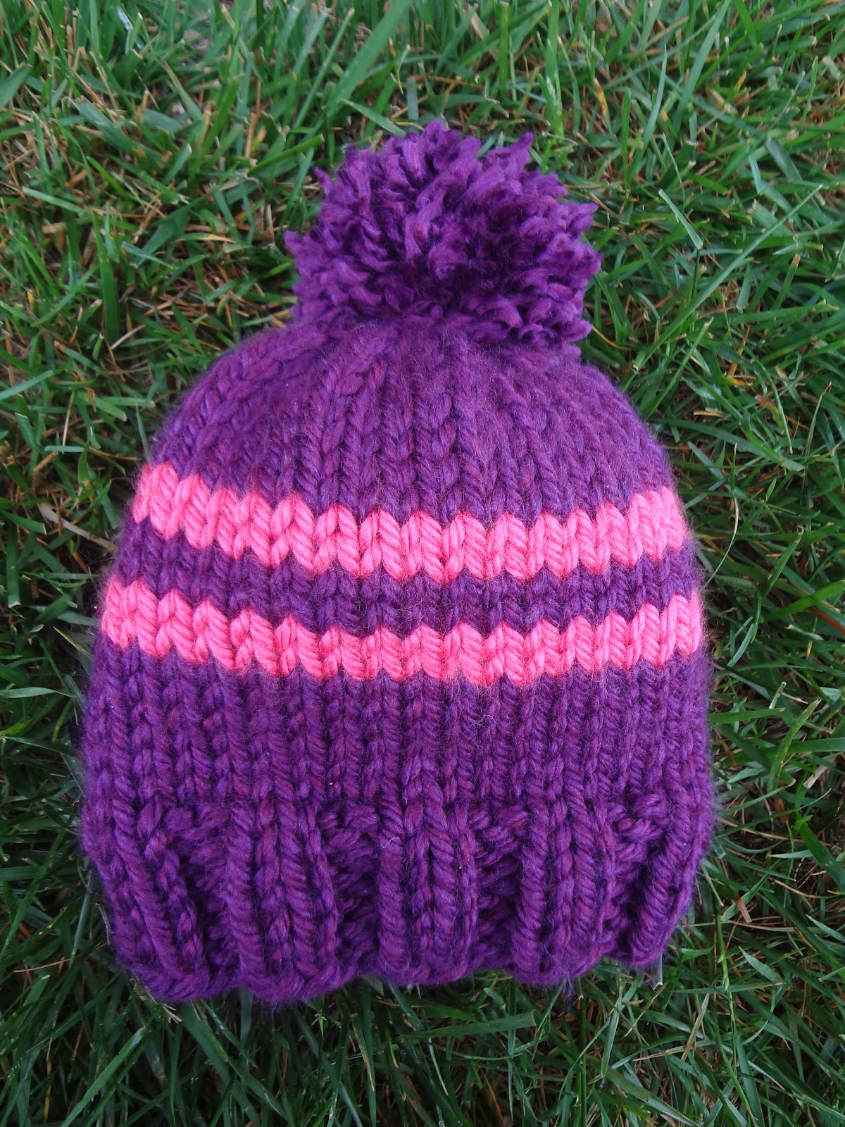Knitting Patterns For Toddlers Beanies : Fiber Flux: Free Knitting Patterns