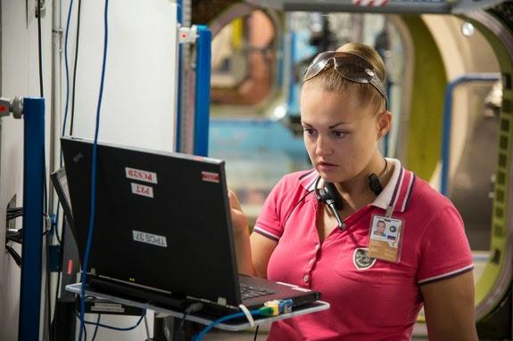 Stasiun Luar Angkasa Bakal Kedatangan Kosmonot Wanita Rusia Pertama