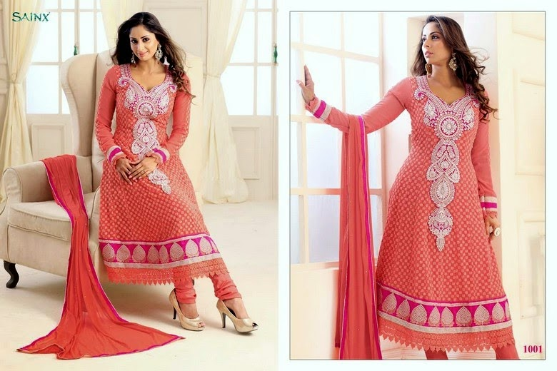 Sathiya Gorgeous Anarkali Dress Collection