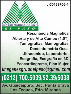 CENTRO MEDICO EL PASO en Paginas Amarillas tu guia Comercial