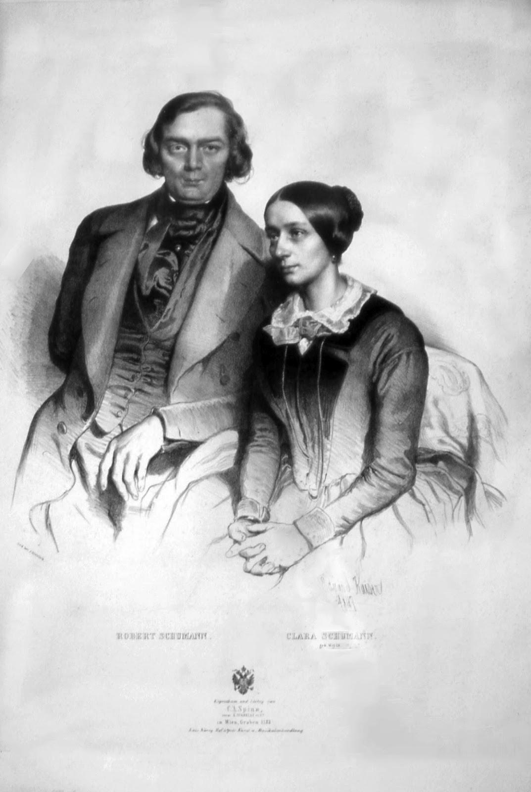 Briefe Von Clara Schumann : Historisches bonn todestag robert schumanns