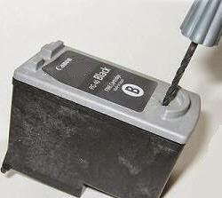 drill cartridge canon