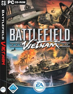 Battlefield Vietnam Cover