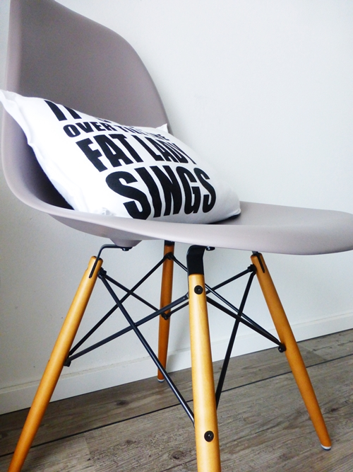 Eames Chair Design Stuhl