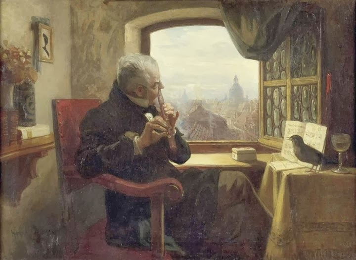 Johannes Gabriel Jentzsch - The Duet, 1923
