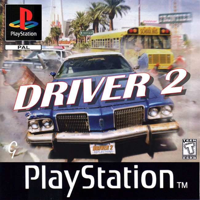 Driver 2 Playstation 1 Download