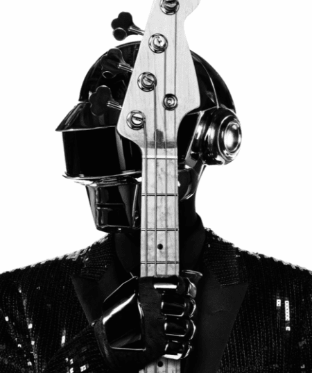 Daft Punk for Saint Laurent Music Project 2013-2