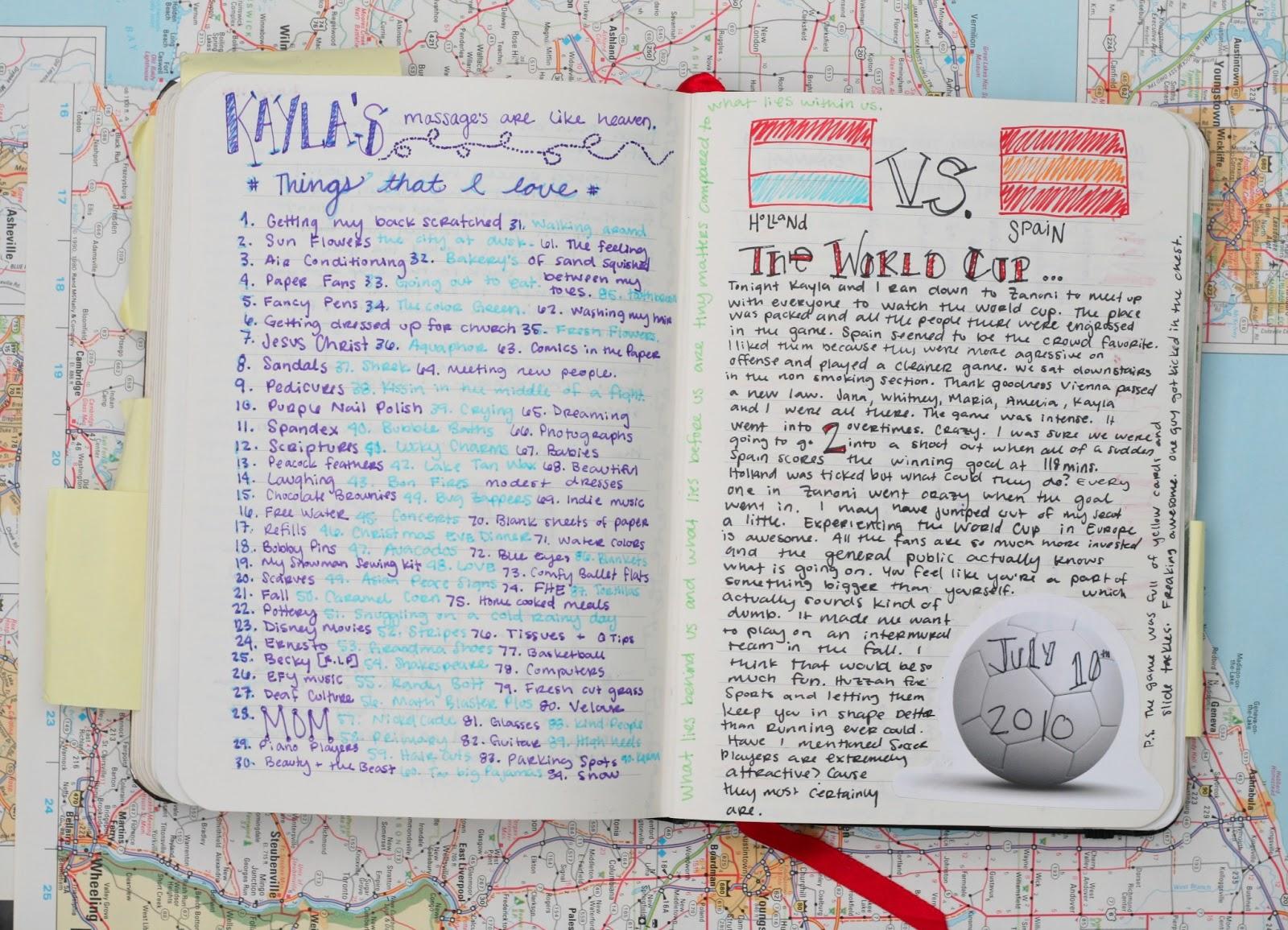 Harley And Jane Vienna Travel Journals