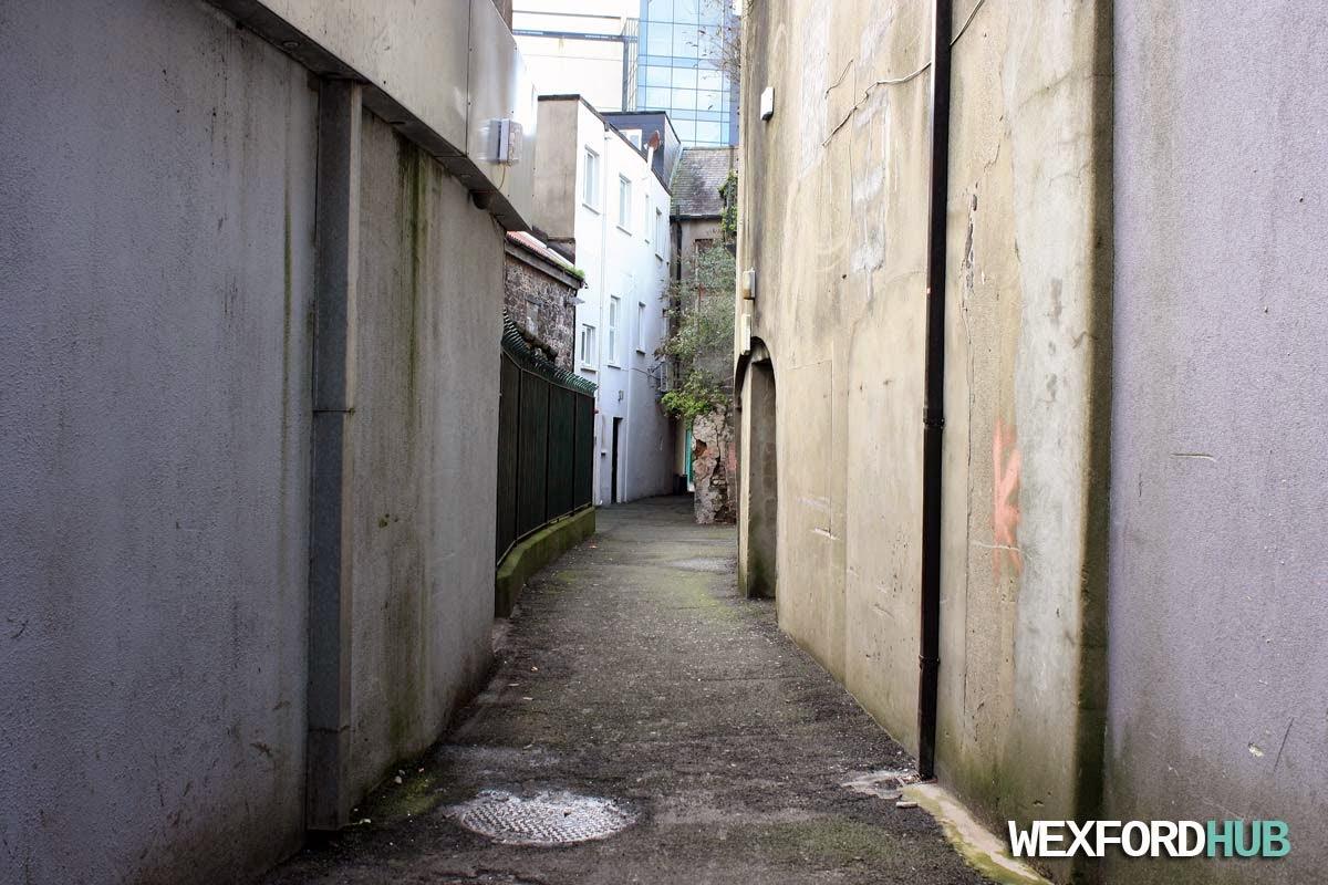 Roman Lane, Wexford