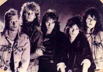 220 Volt eye to eye 1989 Peter Hermansson Jocke Lundholm Mats Karlsson Peter Olander Mikael Larsson aor melodic rock