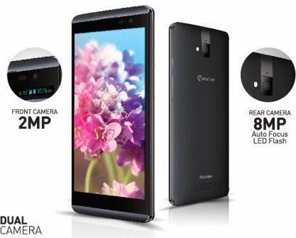 Review, Spesifikasi dan Update Harga Terbaru Smartfren Andromax Z Smartphone Android
