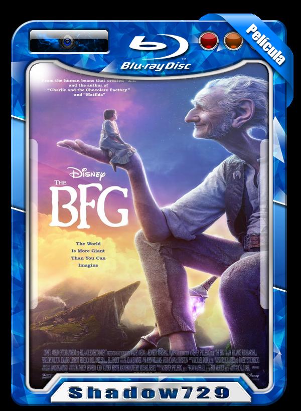 The BFG (2016) | El Buen Amigo Gigante 720p Dual Mega Uptobo