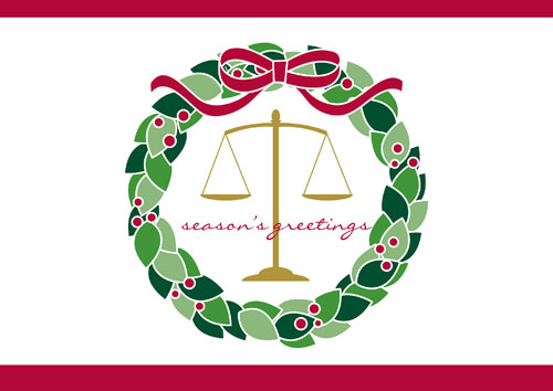 Law Firm Holiday Cards