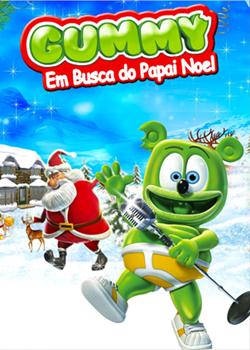 Gummy Em Busca do Papai Noel Dublado RMVB + AVI Torrent DVDRip + DVD-R