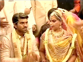 Ram Charan wedding photos