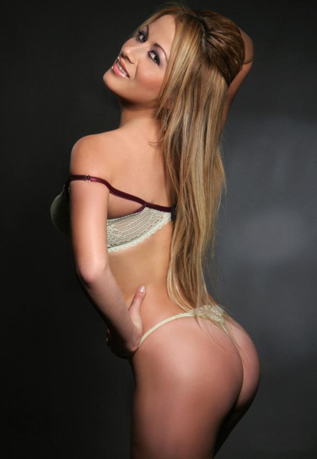 Nelly del Rio, Chica peru 21