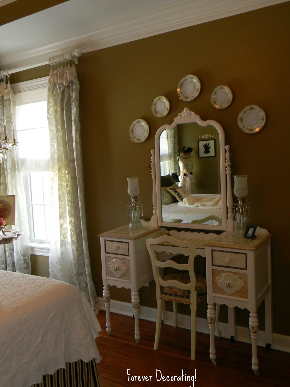 Forever decorating is it a desk or a vanity Vanity for master bedroom