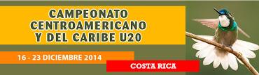 Centroamericano y del Caribe Sub-20 Abs y Fem 2014 (Clic a la imagen)
