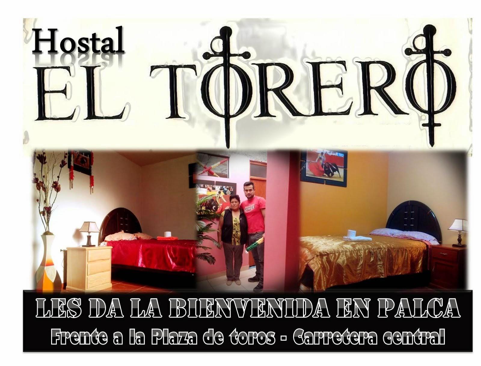 """HOSTAL """"EL TORERO"""""""