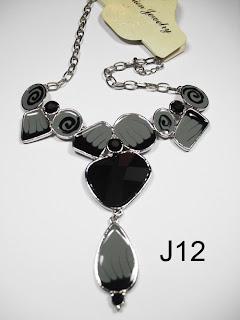 kalung aksesoris wanita j12