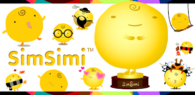 Talk with Simsimi: Who's Behind the Other Line?