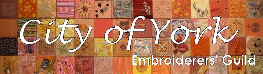 City of York Embroiderers' Guild