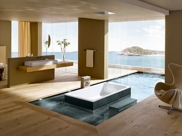Spa Bathroom Design