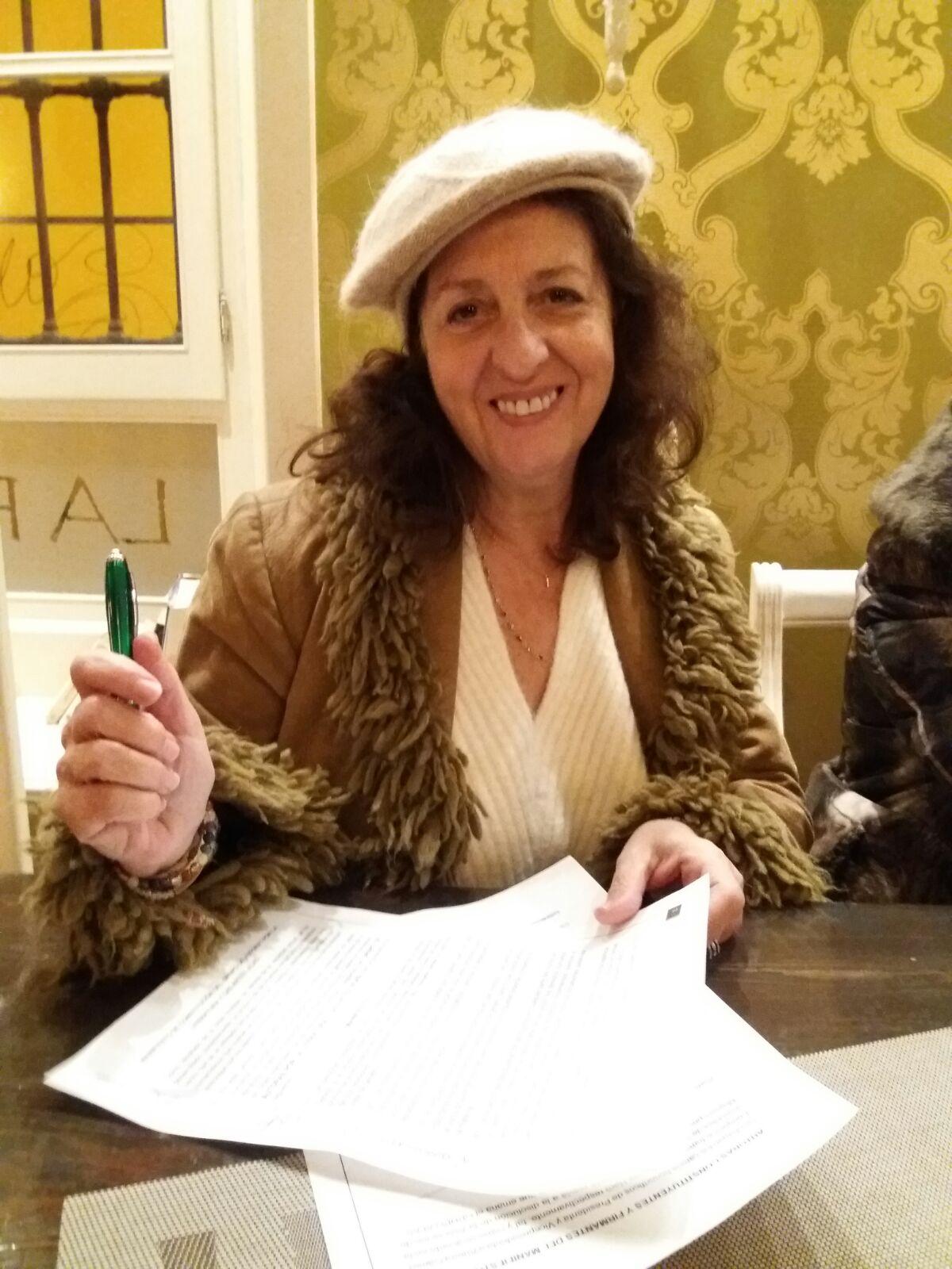MERCEDES SOPHÍA RAMOS, escritora Grupo ALAS.