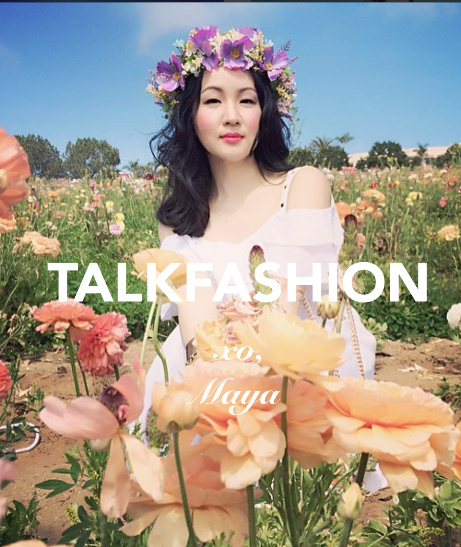 Talk Fashion