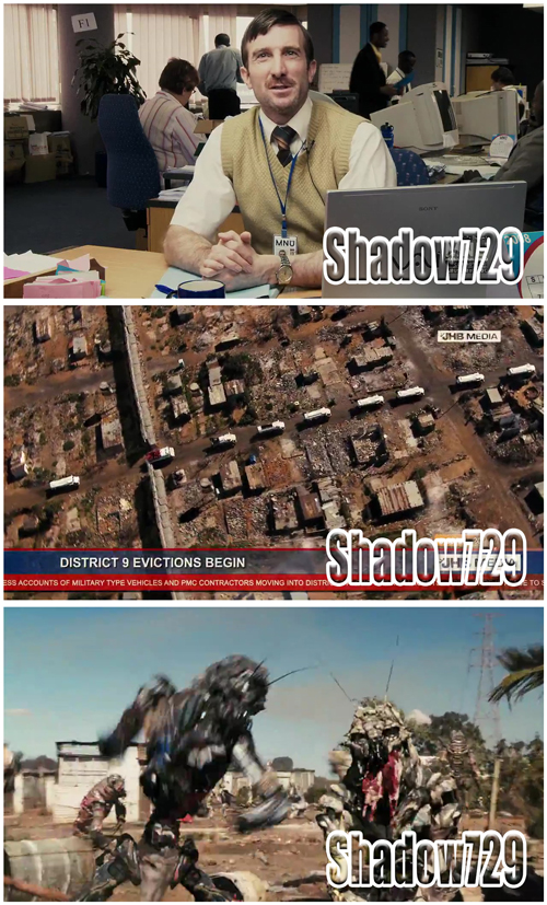 District 9 (2009) | Distrito 9 [720p Dual Mega Uptobox]