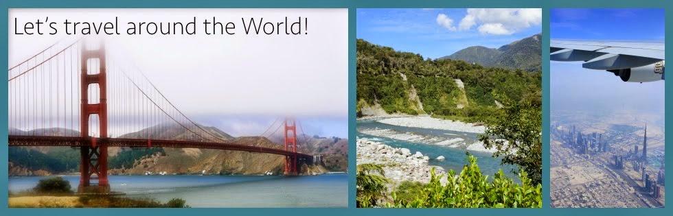 Let's travel around the World!