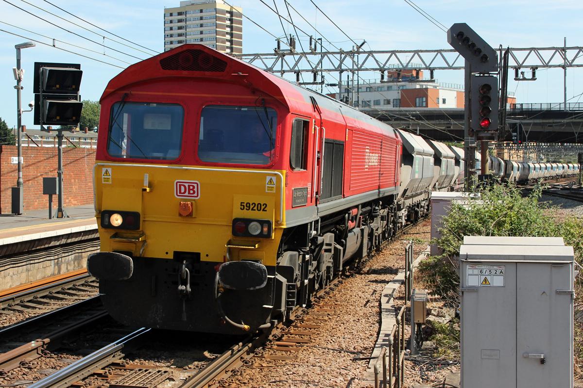 59202 Class 59 DB Schenker