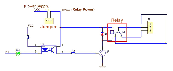 8 pin relay schematic off and on time  8  get free image