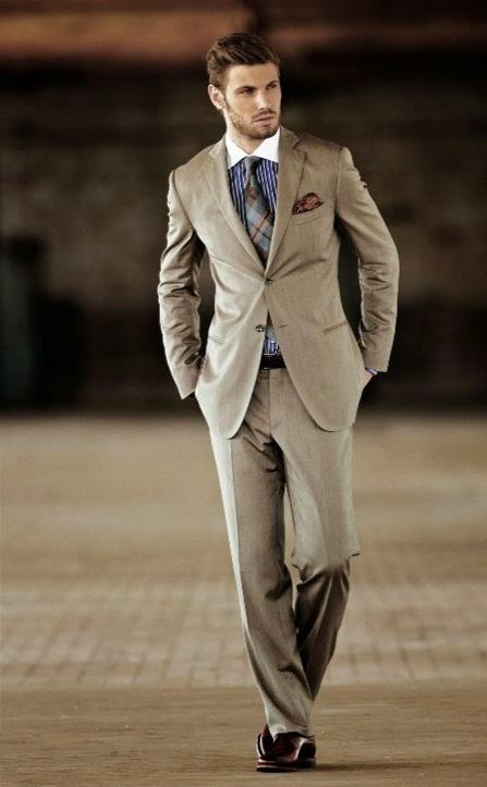 March 2014 Mens Suits