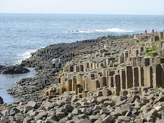 irish tourism giant's causeway