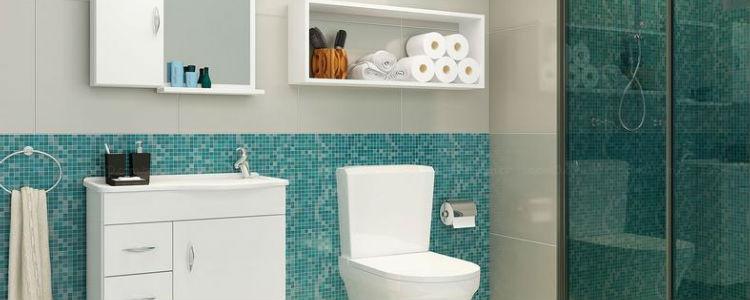 Modatrade  Nichos no banheiro -> Nicho Banheiro Embutido