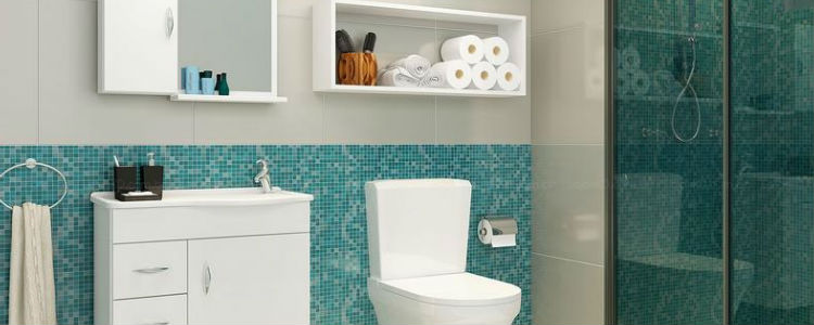 Modatrade  Nichos no banheiro -> Nicho De Banheiro Embutido