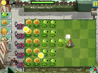 Gratis Game Ringan Plants VS Zombies 2