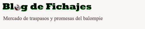 Blog de Fichajes