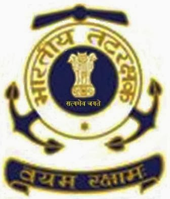 Indian Coast Guard Latest Recruitment for Yantrik 2014
