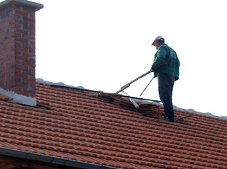 Bekir is back on the roof