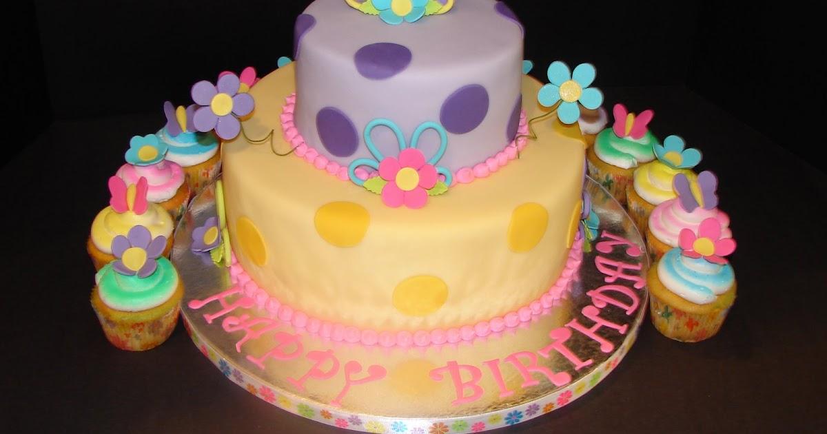 Cool Cake Ideas For Teenage Girls