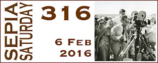 Sepia Saturday for 6 Feb 2016