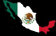 LA DIFERENCIA Por Francisco García Pimentel Ruiz Pasé un año en Inglaterra; . mapa mexico con bandera