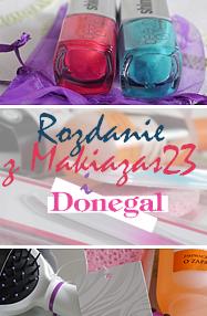 Rozdanie Makiazas23 i Donegal ;)
