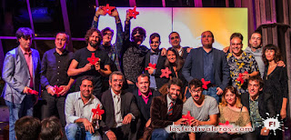 Premios, Fest, Festival, BIME; Bilbao, 2015