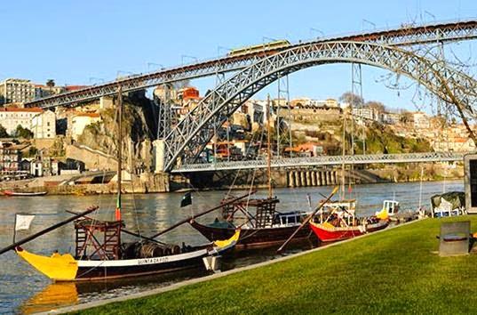 Fin de semana en Oporto. Vila Nova de Gaia